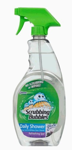 (Scrubbing Bubbles Daily Shower Cleaner Trigger, 32 Ounce (Pack of)
