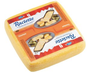 Emmi Swiss Raclette - Square, Great for Slicing