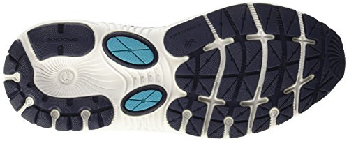 Brooks Dames 8 Chaussure De Course Riverrock / Bluebird / Peacoat