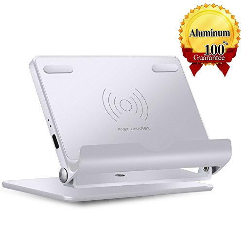 Top 10 Best Wireless Tablet Charging Stand Reviews 2018-2019 - Magazine cover