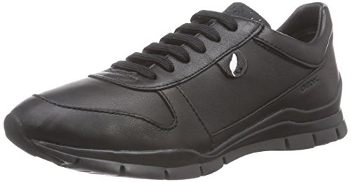 new styles cheap online Geox Women's D Sukie B Low-Top Trainer Black (Blackc9999) 2015 online cheap sale new styles quality original eastbay online eOrhqoJ