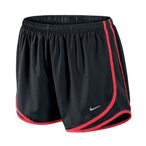 Silver Nike Tempo Crimson Short Women's Black laser matte pUSvw