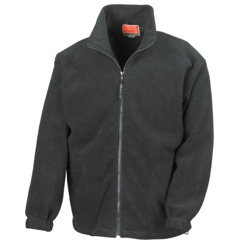 Result Polartherm(TM) Jacket, Chubasquero para Hombre negro