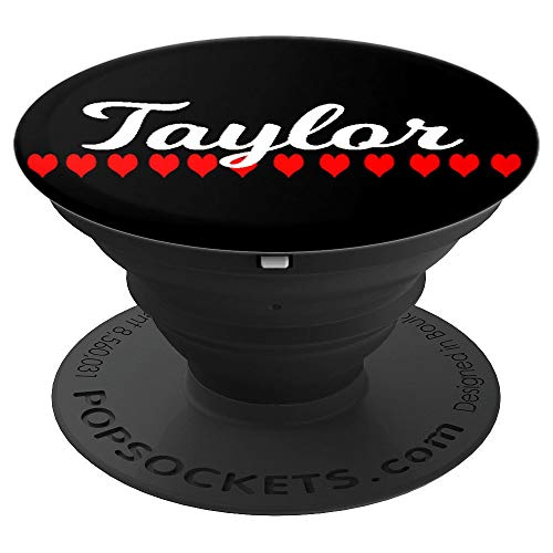 (Taylor - PopSockets Grip and Stand for Phones and Tablets)