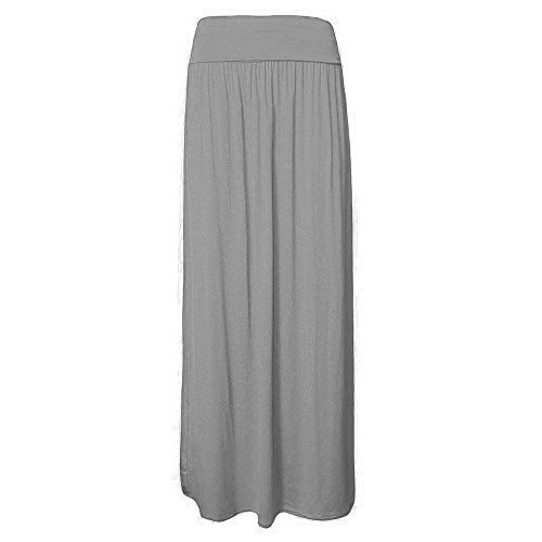 The Home of Fashion - Falda - para mujer gris claro