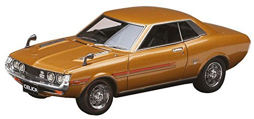 Used, Hobby Japan MARK43 1/43 Toyota Celica (TA22) Gold finished for sale  Delivered anywhere in USA