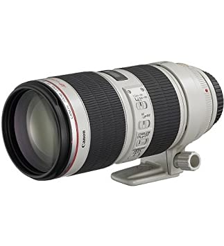 Canon EF 70 200mm F/2.8L is II USM Telephoto Zoom Lens for Canon DSLR Camera Camera Lenses