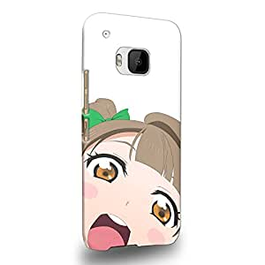 Case88 Premium Designs LoveLive! £g's Kotori Minami 1431 Carcasa/Funda dura para el HTC One M9