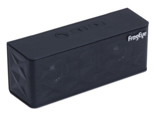 UPC 729440675837, FrogEye BT-S6-1 HotBox S6 Wireless Speaker-Black