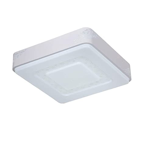 Amazon.com: Lámpara de techo LED con montaje empotrado ...