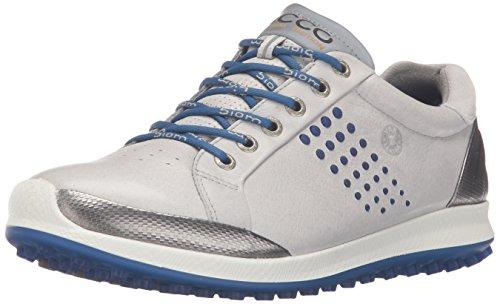 ECCO Men's Biom Hybrid 2 Golf Shoe,Concrete,42 EU/8-8.5 M US