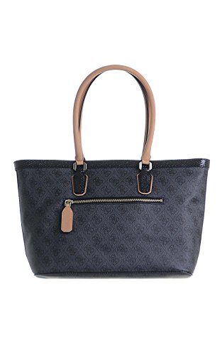 Borsa Donna Guess Mod. CHEATIN HEART MEDIUM CLASSIC TOTE BAG SC481224 Col. Nero. Nero