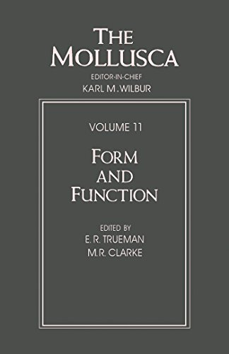 Form and Function  The Mollusca Book 11