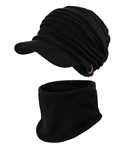 Knit Scarf Instruction - 1