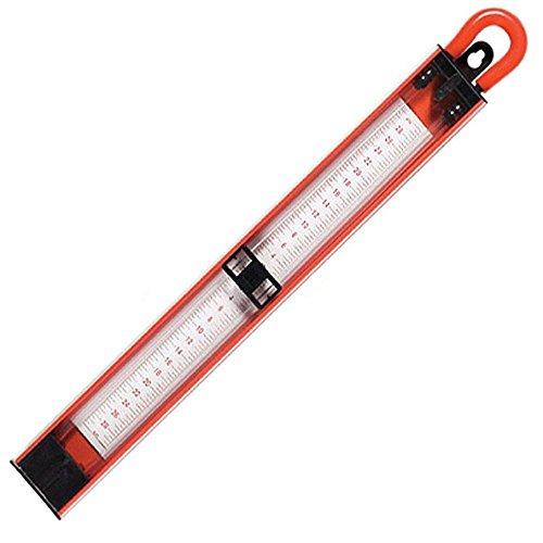 (Rothenberger 67060 12-inch/30mb Plastic U-Guage Manometer)