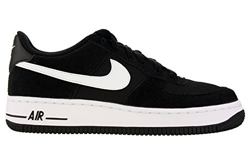 size 40 d71be 2d3c1 UPC 885176403882. Nike Youth Air Force 1 (GS) Boys Basketball Shoes BlackWhite  596728-026 ...