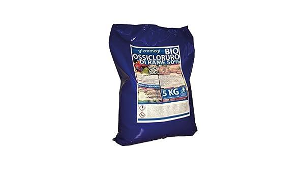Oxicloruro de cobre 50% – 5 kg (permitido en la agricultura ...