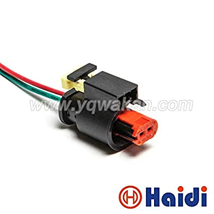 Solenoid Wiring Harness Connectors on