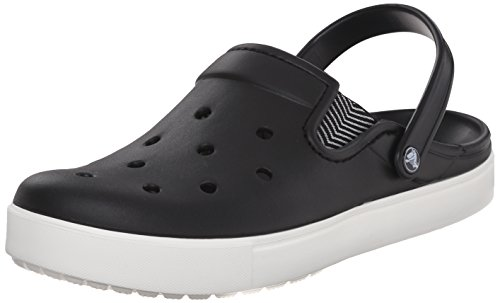 Crocs Unisex Citilane Flash Mule Nero / Bianco