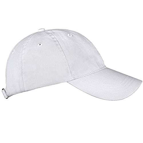 Blank Adjustable Classic Suede Cotton Solid Color Plain Baseball Cap Unisex Average Adult Adjustable Suede/Cotton Sport Outdoor((Cotton) White