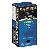Bigelow Single Flavor Tea Decaf, English Teatime, 28/Box