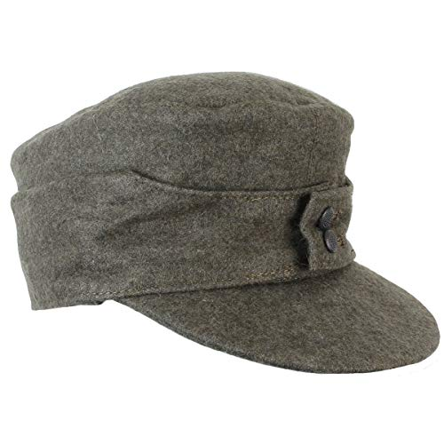Epic Militaria Replica WW2 German Army M43 Field Cap (63 cm) Grey