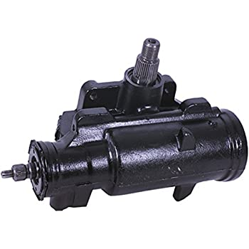 Image of Cardone 27-7501 Remanufactured Power Steering Gear Gear Boxes