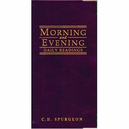 Download Spurgeon: Morning and Evening (Daily Readings) [Burgundy Leather with Brass Trim] ebook