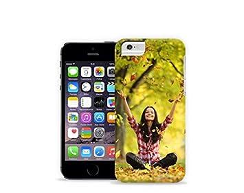 Personaliza tu carcasa - Carcasa Personalizada para iPhone 6 - Diséñala con Fotos y Texto