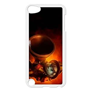 iPod Touch 5 Case White League of Legends Firefighter Tristana LM5620278