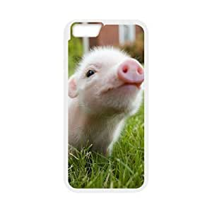 "pig High Quality Cover Case for iPhone6 4.7"",Custom pig Cell Phone Case"