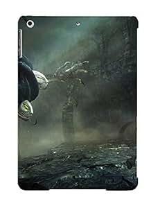 Stylishgojkqt Faddish Phone Castlevania Fantasy Warrior Monster Bale Dark Case For Ipad Air / Perfect Case Cover