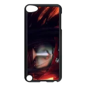 Final Fantasy iPod Touch 5 Case Black CVXEYERTE07908 Durable Plastic Phone Case