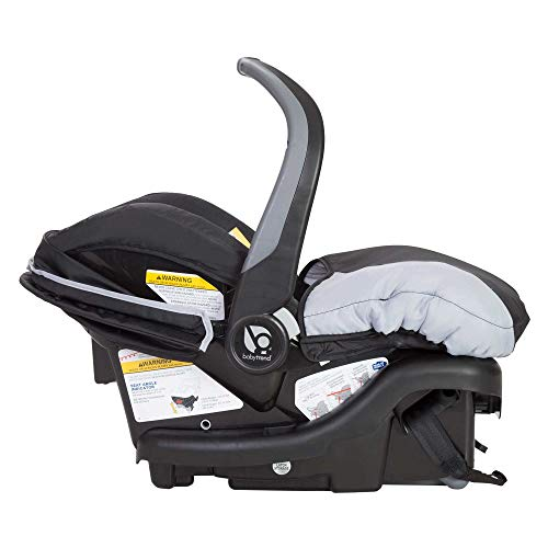 Baby Sit Stand Tandem Car Travel Stormy