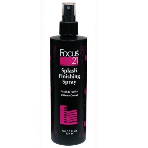 Focus 21 Splash Finishing Spray, 12 Ounce (Pack of 2) by Focus by Focus (Image #1)