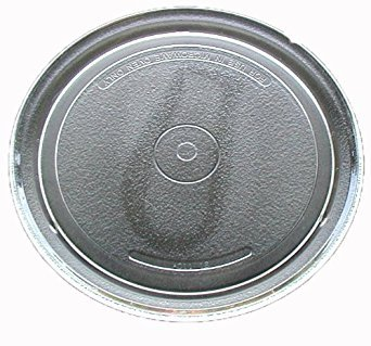 (Sharp Microwave Glass Turntable Plate / Tray 10 3/4