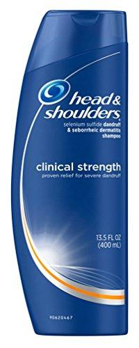 Head & Shoulders Clinical Strength Shampoo 13.5 oz