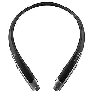 LG Tone Platinum HBS-1100 - Premium Wireless Stereo Headset - Black (Certified Refurbished)