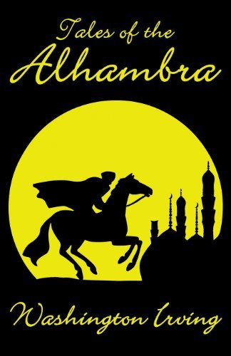 Tales of the Alhambra by Washington Irving (2012-08-31)