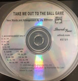 Take Me Out to the Ball Game (Take Me Out To The Ballgame Karaoke)