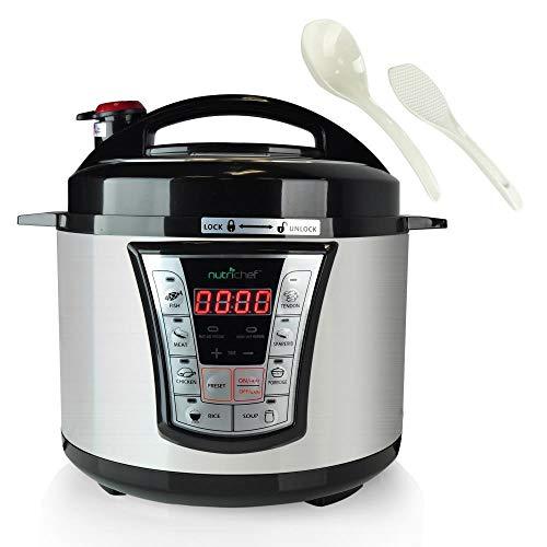 5 quart crock pot with timer - 8