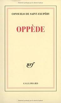 Oppède par Consuelo de Saint-Exupéry