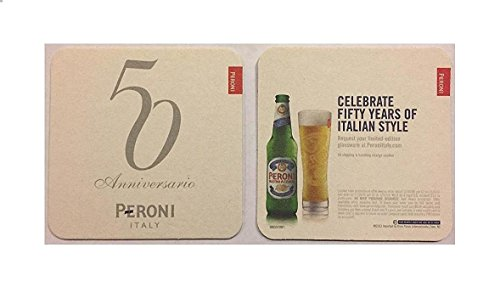 peroni-italy-celebrate-50-years-of-italian-style-20-beer-bar-pub-coasters-new