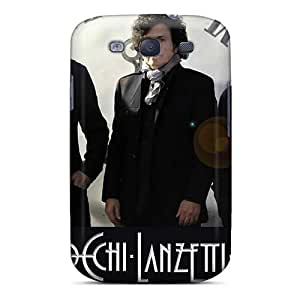 Scratch Resistant Cell-phone Hard Cover For Samsung Galaxy S3 (ckD18328LCXT) Allow Personal Design Fashion Foo Fighters Pattern
