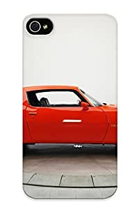 Defender Case For Iphone 4/4s, 1976 Pontiac Firebird Transam L75 455 Muscle Classic Trans Pattern, Nice Case For Lover's Gift