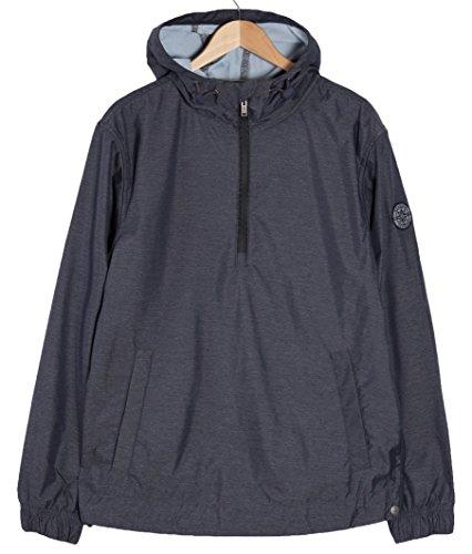 Roamers & Seekers Men's Denim Sportive Jacket, Deep Denim Marl, ()