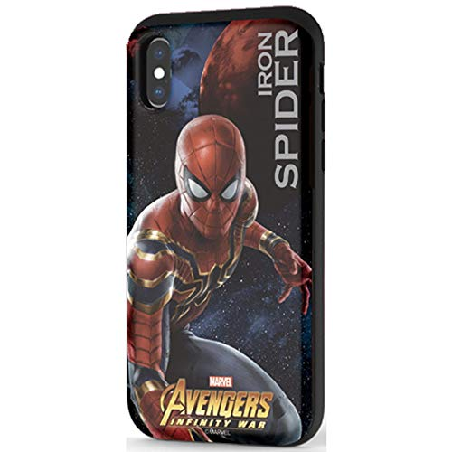 new style 992f6 9e327 Amazon.com: Avengers Infinity War Card Slide Case for Apple iPhone 6 ...