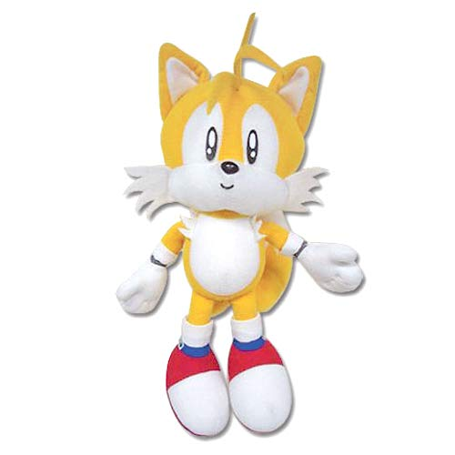 Sonic The Hedgehog Great Eastern GE-7089 Plush - Classic Tails, 7
