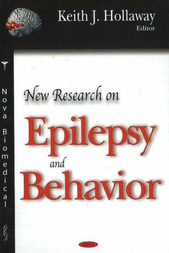 New Research on Epilepsy and Behavior (Nova Biomedical) PDF