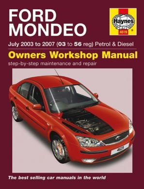 haynes workshop manual amazon co uk car motorbike rh amazon co uk 1956 Ford Owners Manuals 2002 Ford Expedition Owner's Manual
